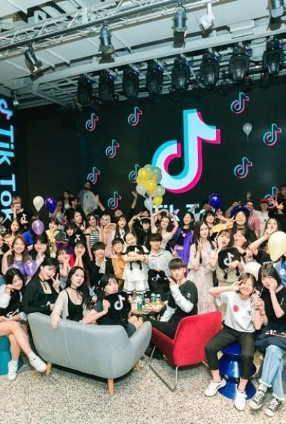TikTok offices in korea