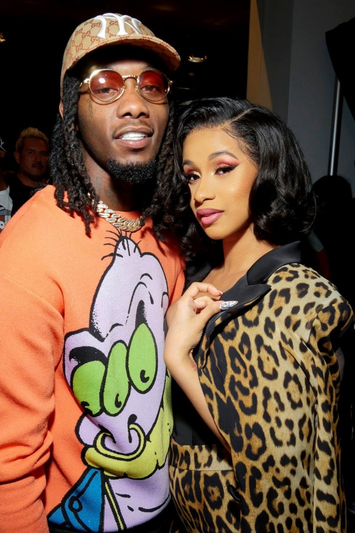 Top 3 Cardi B collaborations of all time!